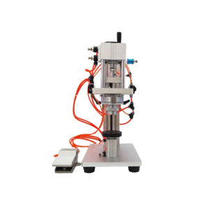 Semi-automatic Perfume Cap Crimping Machine