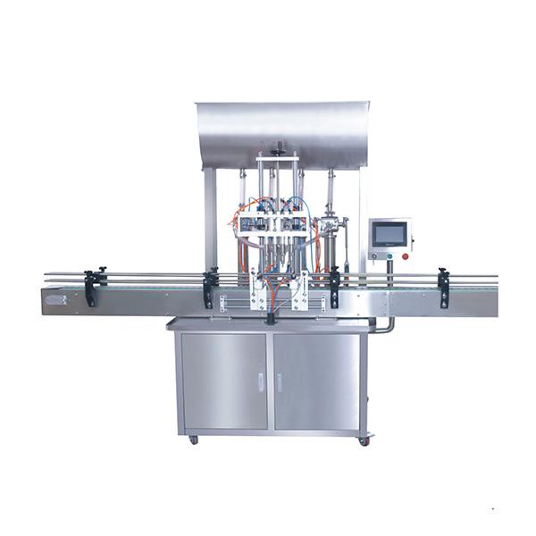 Automatic 4 head filling machine
