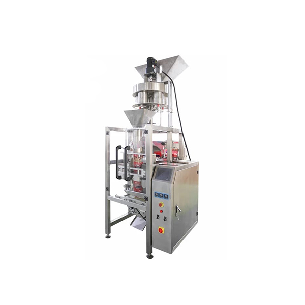 Cup packaging machine