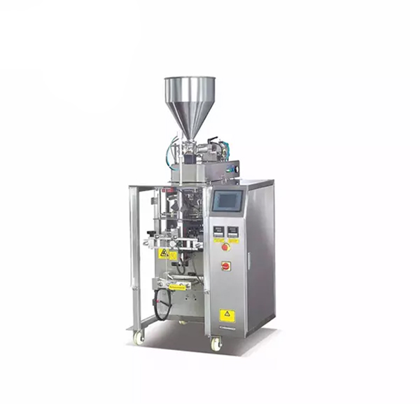 Fully automatic liquid and paste filler