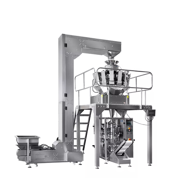Vibratory scale packaging machine