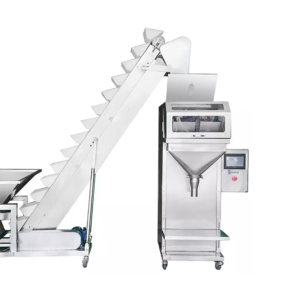 Semi-automatic Vibratory Scale Packaging Machine