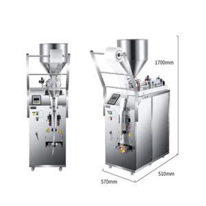 Sachet machines